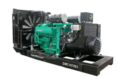 Дизельная электростанция GMGen GMC1675EC - 1193