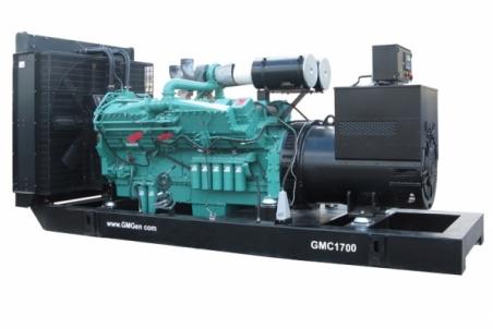 Дизельная электростанция GMGen GMC1700 - 1194