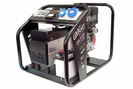 Дизель-генератор GMGen GML5000E - 1199