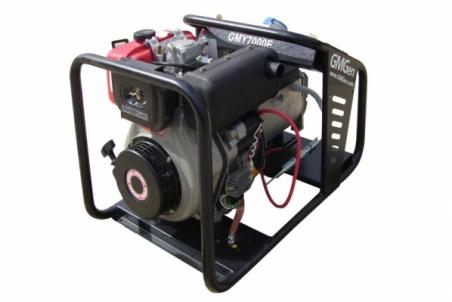 Дизель-генератор GMGen GMY7000E - 1201