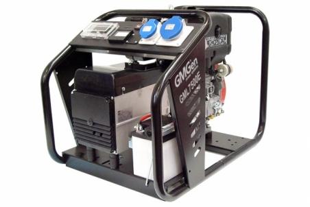 Дизель-генератор GMGen GML7500E - 1205