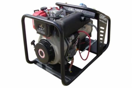 Дизель-генератор GMGen GML7500T - 1206