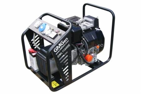 Дизель-генератор GMGen GML11000E - 1208