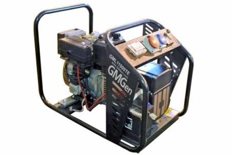Дизель-генератор GMGen GML11000TE - 1209