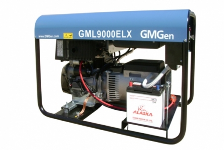 Дизель-генератор GMGen GML9000ELX - 1217