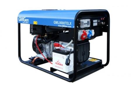 Дизель-генератор GMGen GML9000TELX - 1218
