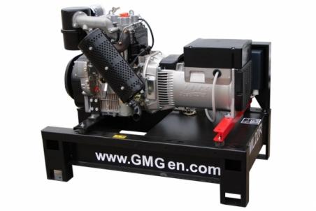 Дизель-генератор GMGen GML22R - 1225