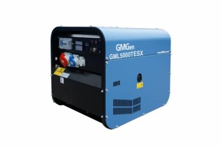 Дизель-генератор GMGen GML5000TESX - 1227