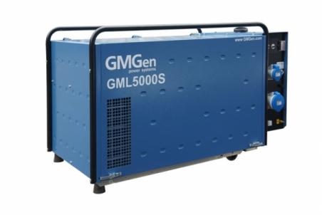 Дизель-генератор GMGen GML5000S - 1229