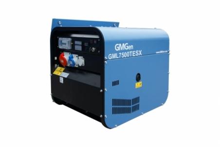 Дизель-генератор GMGen GML7500TESX - 1234