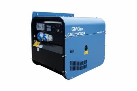 Дизель-генератор GMGen GML7500ESX - 1235