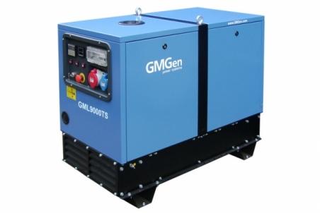 Дизель-генератор GMGen GML9000TS - 1238