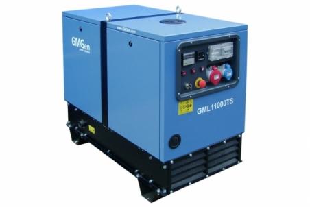 Дизель-генератор GMGen GML11000TS - 1240