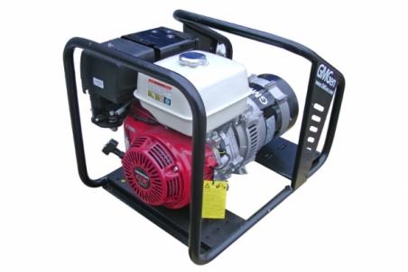 Бензогенератор GMGen GMH8000 - 1250