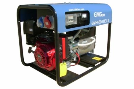 Бензогенератор GMGen GMH6500TELX - 1256