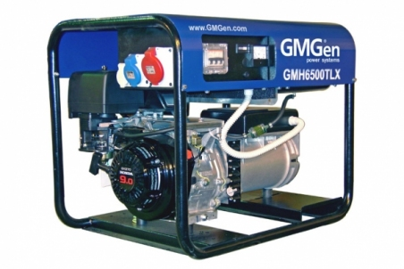 Бензогенератор GMGen GMH6500TLX - 1257