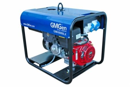Бензогенератор GMGen GMH8000LX - 1259