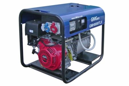 Бензогенератор GMGen GMH8000TLX - 1261