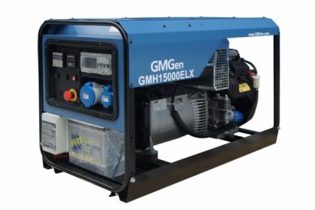 Бензогенератор GMGen GMH15000ELX - 1264