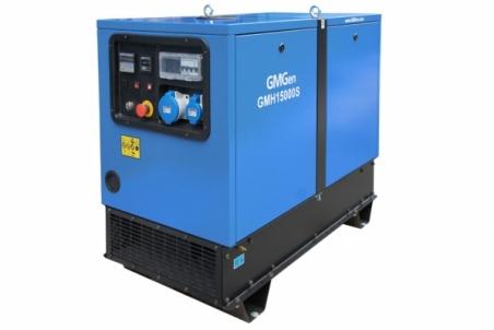 Бензиновая электростанция GMGen GMH15000S - 1272