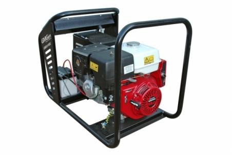 Бензиновый сварочный генератор GMGen GMSH160E - 1274