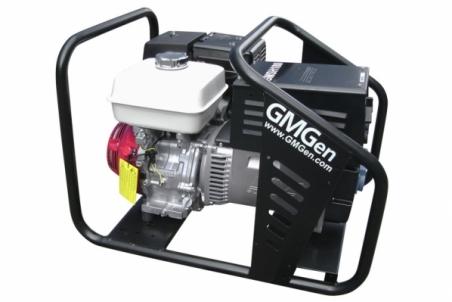 Бензиновый сварочный генератор GMGen GMSH180 - 1275