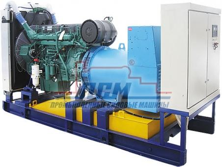 Дизельная электростанция ПСМ ADV-400 - 1347
