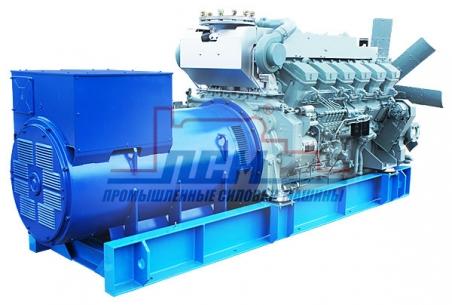 Дизельная электростанция  ПСМ ADMi-630 - 1355