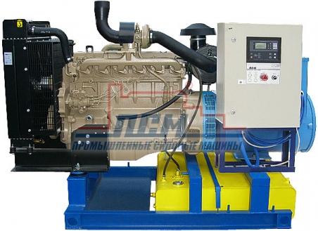 Дизельная электростанция ПСМ ADJ-60 - 1366