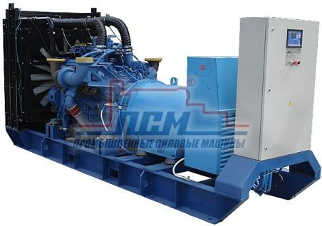 Дизельная электростанция  ПСМ ADC-640 - 1384