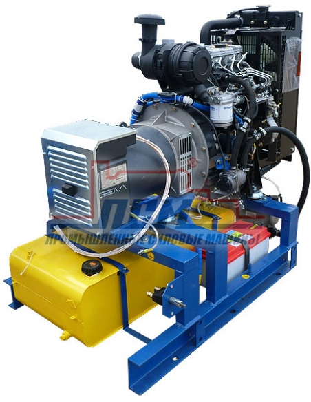 Дизельная электростанция  ПСМ ADP-1000 - 1411