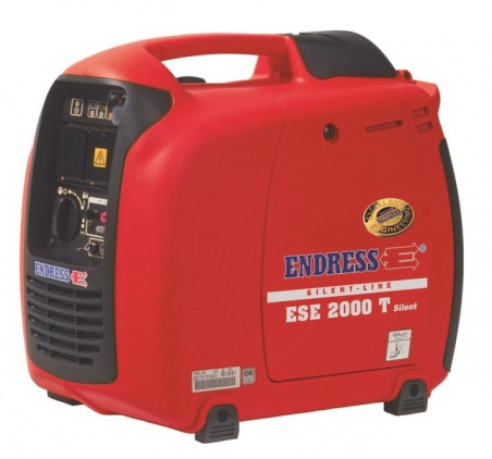 Бензиновый электрогенератор ENDRESS ESE 2000 T Silent - 1420
