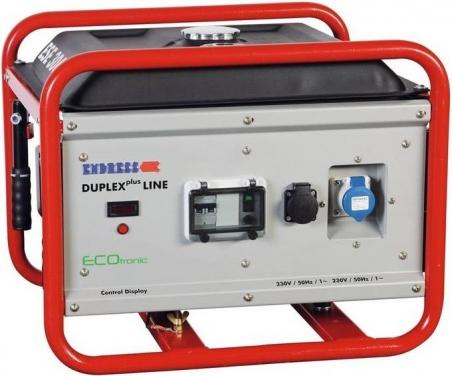 Бензиновый электрогенератор ENDRESS ESE 306 HG-GT DUPLEX - 1440