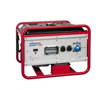 Бензиновый электрогенератор ENDRESS ESE 506 HG-GT DUPLEX - 1443