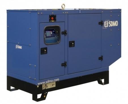 Дизельная электростанция SDMO J66K Nexys Silent, 400/230В, 60 кВт - 192