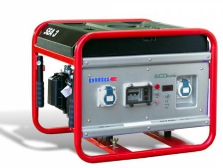 Бензиновый электрогенератор ENDRESS SEA 3 - 1553