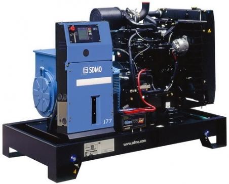 Дизельная электростанция SDMO J66K Nexys, 400/230В, 60 кВт - 250