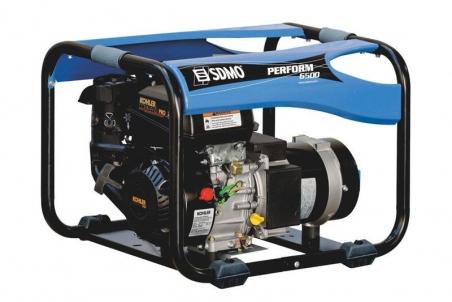 Бензогенератор SDMO Perform 6500, 230В, 5.8 кВт - 261