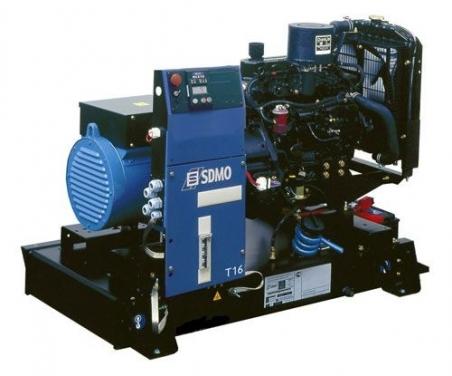 Дизельная электростанция SDMO T 16K Nexys, 400/230В, 14.5 кВт - 285