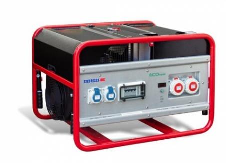 Бензиновый электрогенератор ENDRESS SEA 10 - 1555