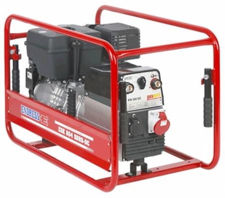 Бензиновый электросварочный генератор ENDRESS ESE 804 SDBS-AC - 1474
