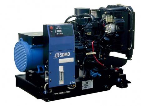 Дизельная электростанция SDMO J44K Nexys, 400/230В, 40 кВт - 300