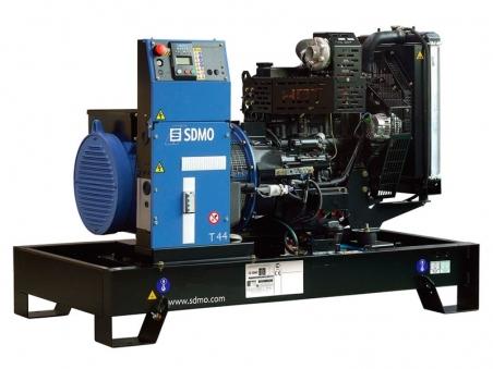 Дизельная электростанция SDMO T44 Nexys, 400/230В, 40 кВт - 301