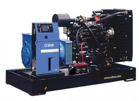 Дизельная электростанция SDMO J165K Nexys, 400/230В, 150 кВт - 305