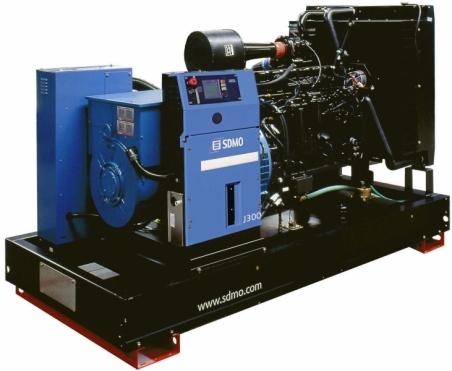 Дизельная электростанция SDMO J300K Nexys, 400/230В, 220 кВт - 309