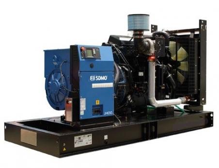 Дизельная электростанция SDMO J400K Telys, 400/230В, 292 кВт - 310