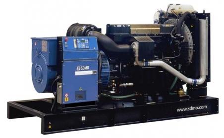 Дизельная электростанция SDMO V375 K, 400/230В, 300 кВт - 330