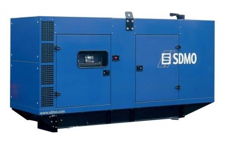 Дизельная электростанция SDMO V375 K Silent, 400/230В, 300 кВт - 340