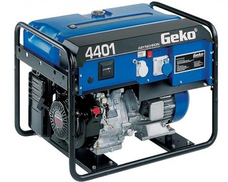 Бензогенератор Geko 4401 E-AA/HHBA 230В, 3.7 кВт - 353