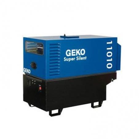 Дизельная электростанция Geko 11010 E-S/MEDA SS  220 В, 9,6 кВт - 381